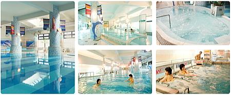 アクア・ユーカリ 温浴プール