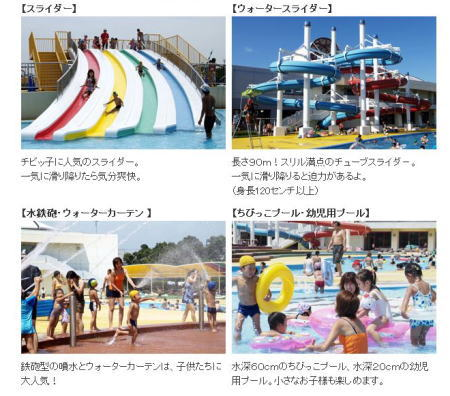 ふなばし三番瀬海浜公園プール